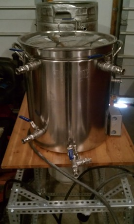 Hot Liquor Tank  |  love2brew.com